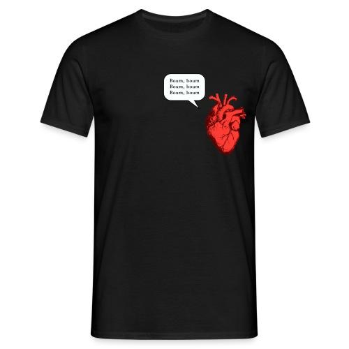 Boum boum (homme) - T-shirt Homme