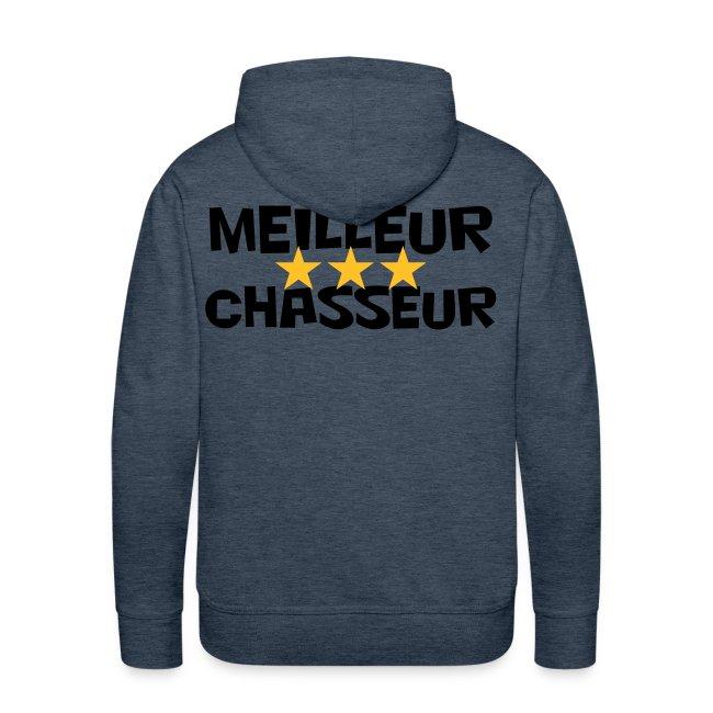 Sweat Homme - Chasseur de Sanglier