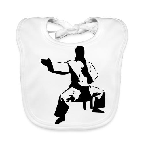 Karate - Babero ecológico bebé