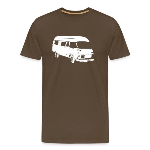 T-shirt - Mannen Premium T-shirt