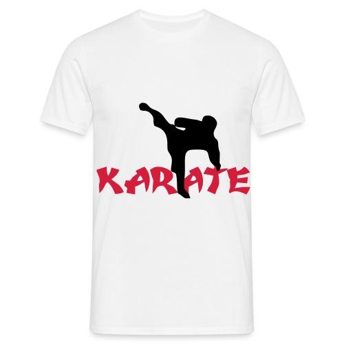Karate T-Shirt - Männer T-Shirt