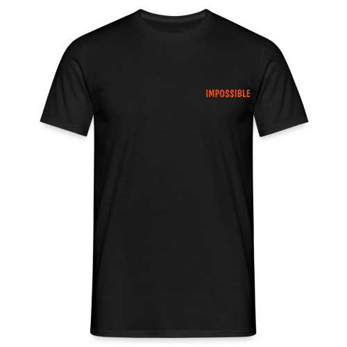 IMPOSSIBLE - T-shirt Homme