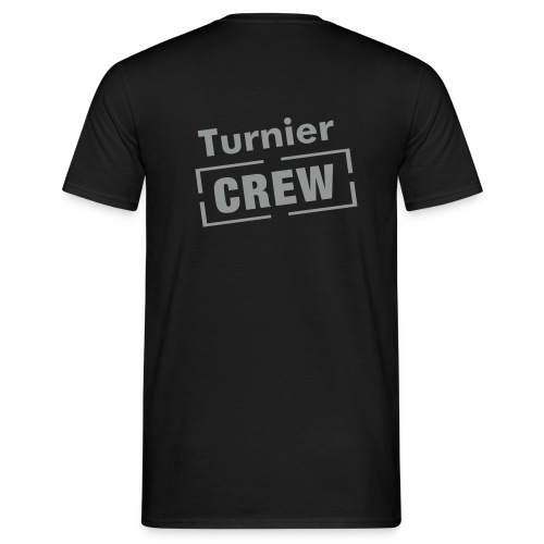 Turnier Crew - Men - Männer T-Shirt