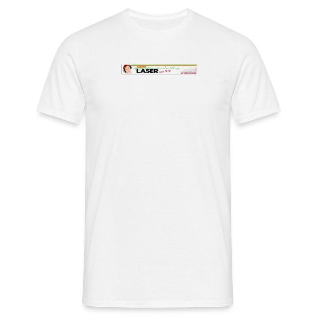 Laser promo shirt