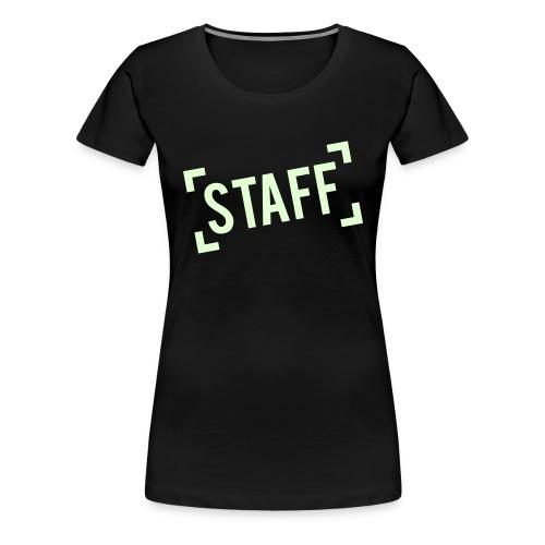 STAFF - T-shirt Premium Femme