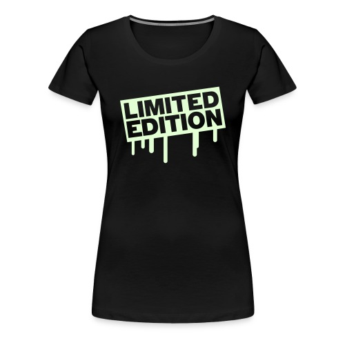 Limited EDITION - T-shirt Premium Femme