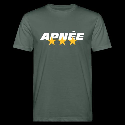 T-Shirt Apnée Homme - T-shirt bio Homme
