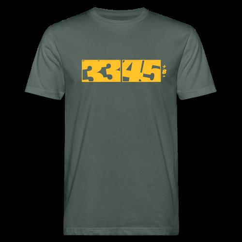 T-Shirt Bio 33-45 Homme - T-shirt bio Homme