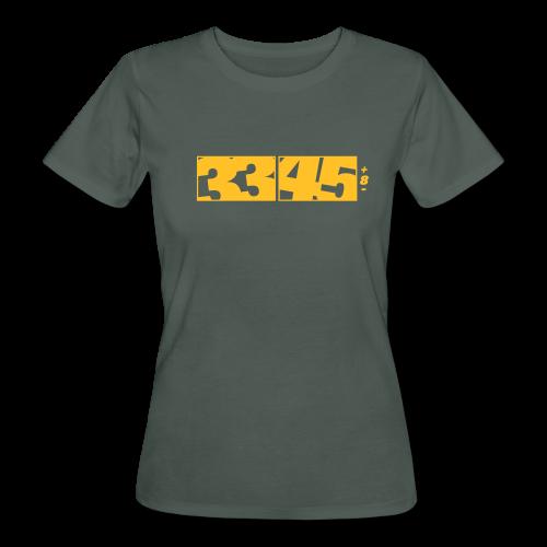 T-Shirt Bio 33-45 Femme - T-shirt bio Femme