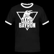 T-Shirts ~ Men's Ringer Shirt ~ DARK BAYRON 01 [M-PHK033]