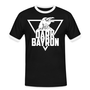 DARK BAYRON 01 [M-PHK033] - Men's Ringer Shirt