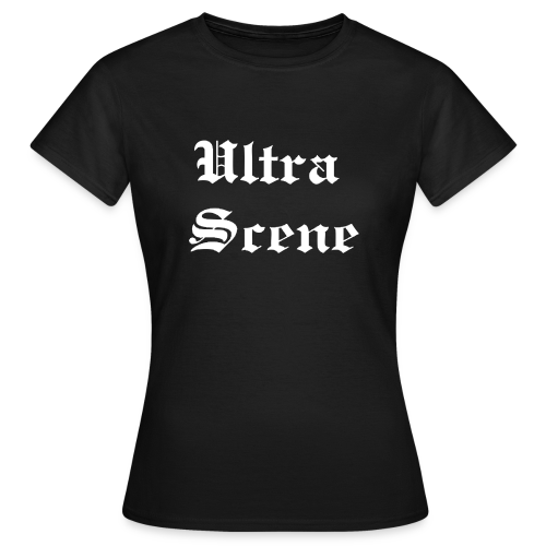 Ultra Scene - Frauen T-Shirt - Frauen T-Shirt