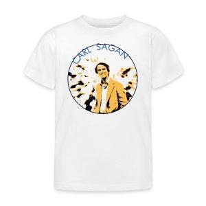 Vintage Carl Sagan  - Kids' T-Shirt