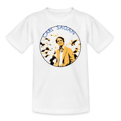 Vintage Carl Sagan  - Kids' T-Shirt