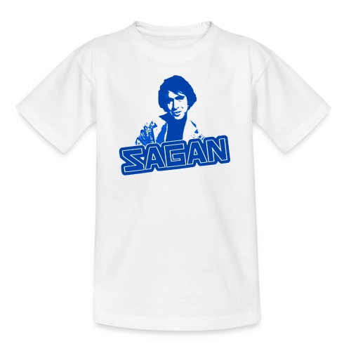 Carl Sagan shirt  - Kids' T-Shirt