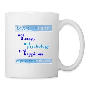 Maxus Irie - not therapy - mug - Mug