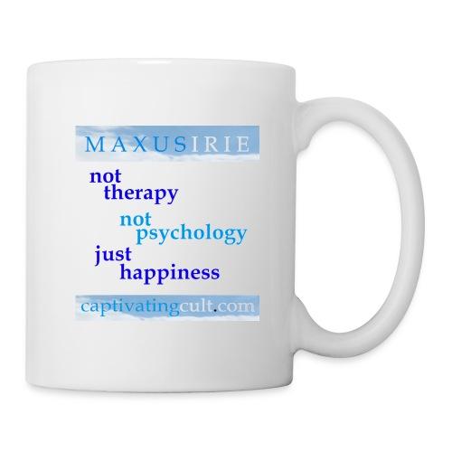 Maxus Irie - not therapy - mug - Mug