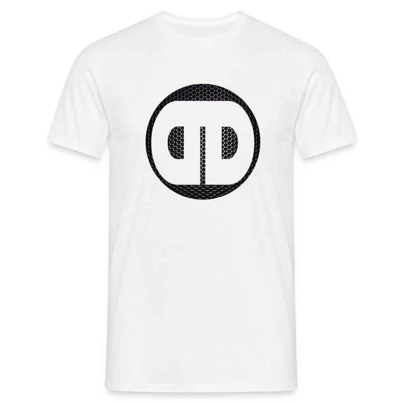 DDz Badge Honeycomb - Men's T-Shirt