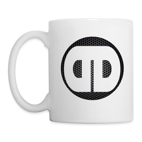 DDz Honeycomb Badge Mug - Mug