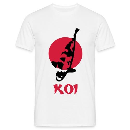Koi Japan - Männer T-Shirt