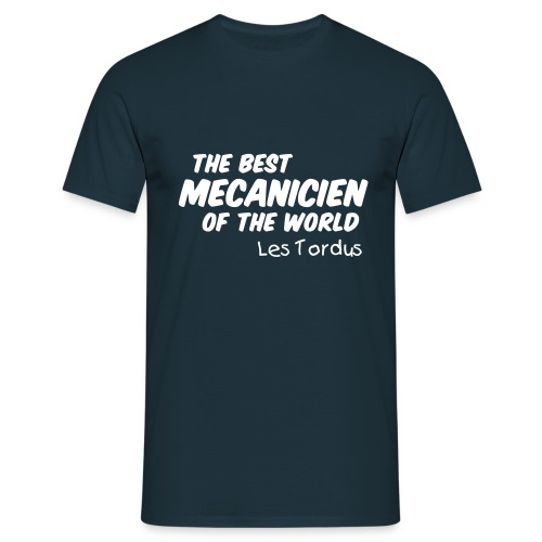 The mecanicien Of the world - T-shirt Homme