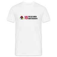 T-Shirts ~ Men's T-Shirt ~ 15 Hazard Division Army