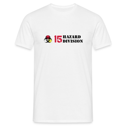 15 Hazard Division Army - Men's T-Shirt