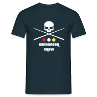 T-Shirts ~ Men's T-Shirt ~ Cannoneer Crew