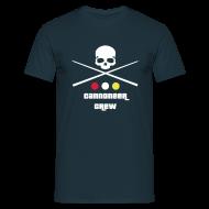 T-Shirts ~ Men's T-Shirt ~ Cannoneer Crew