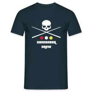 Cannoneer Crew - Men's T-Shirt