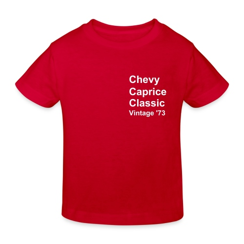 Terry's own style :o) - Kids' Organic T-Shirt