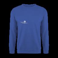Sweatshirts ~ Herre sweater ~ herresweater, Russel, hvidt logo