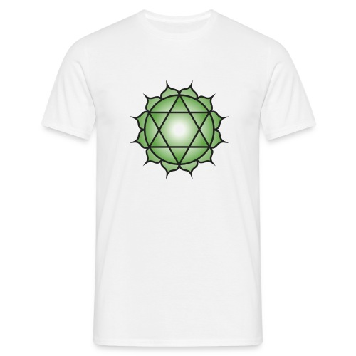 Anahata Heart Charka - Men's T-Shirt