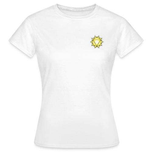 Manipura Solar Plexus Chakra - Women's T-Shirt