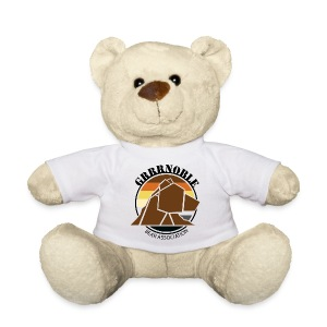 Mascotte GRRRNOBLE BEAR ASSOCIATION - Nounours