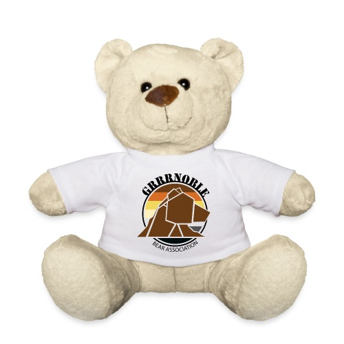 Mascotte GRRRNOBLE BEAR ASSOCIATION - Nounours