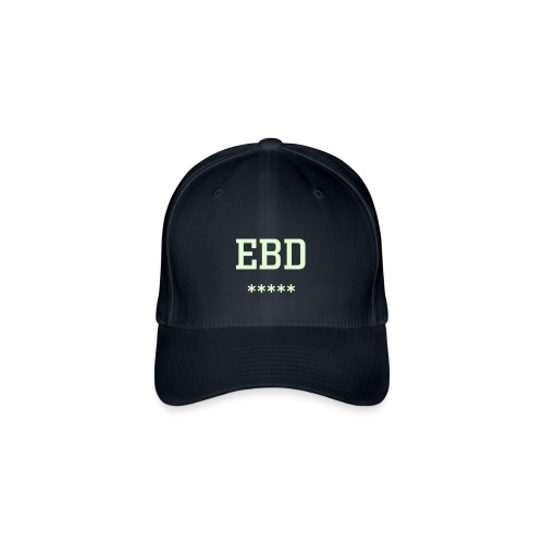 EBD Blue 5 Star Base Cap - Flexfit Baseballkappe