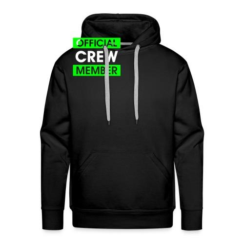 Exension crew member 16 år + - Herre Premium hættetrøje