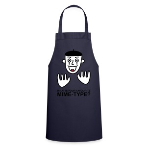 What is your favourite Mime-Type? - Cooking Apron