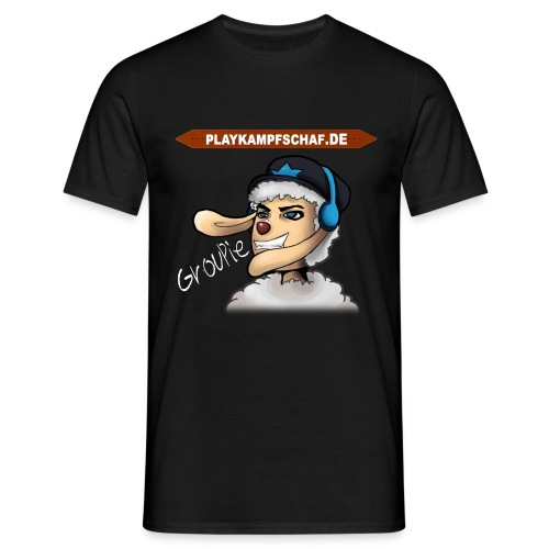 PlayKampfschaf - Groupie - Männer T-Shirt