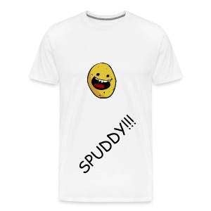 Spuddy - Men's Premium T-Shirt