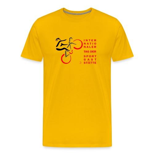 8. itsg jungs - Männer Premium T-Shirt