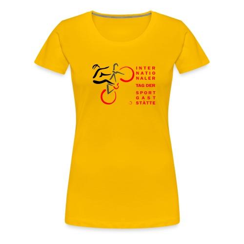 8. itsg mädels - Frauen Premium T-Shirt