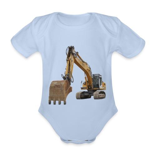 baby - Body ecologico per neonato a manica corta