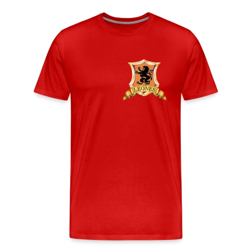 T-shirt LEONES - T-shirt Premium Homme