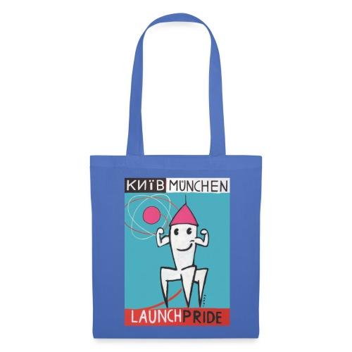 Launch Pride Tragetasche - Stoffbeutel
