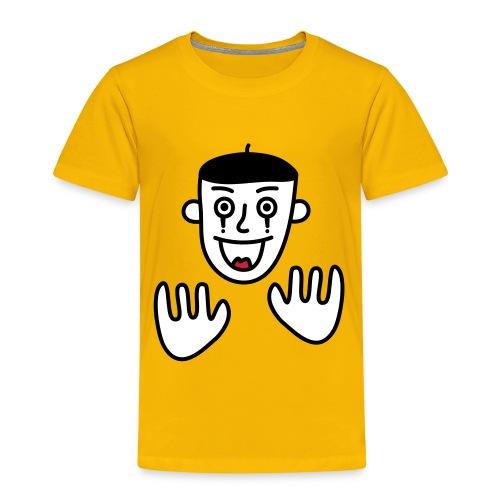 Say nothing, Mr Mime! - Kids' Premium T-Shirt