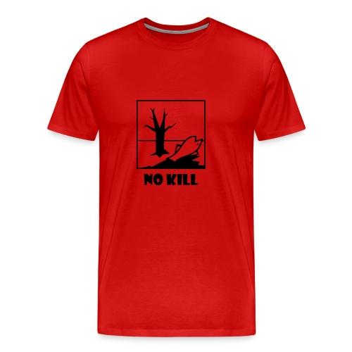 T-shirt Premium Homme - Logo sur la manche droite