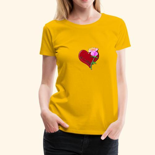 Tee shirt... - T-shirt Premium Femme