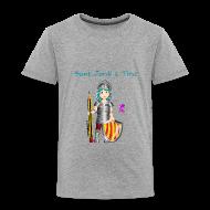 Camisetas ~ Camiseta premium niño ~ Sant Jordi & Tina